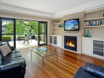 Beige living room idea from a real Australian home - Living Area photo 1257191