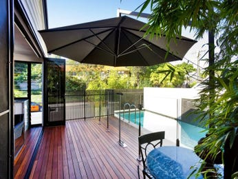 Outdoor living design with deck from a real Australian home - Outdoor Living photo 495515