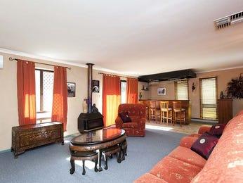 Orange living room idea from a real Australian home - Living Area photo 6961905