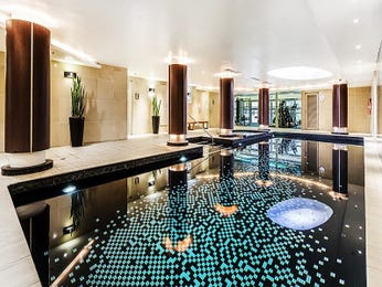 Photo of a indoor pool from a real Australian home - Pool photo 14874341