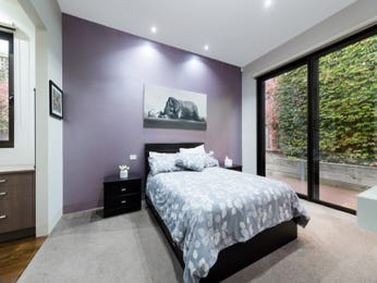 Grey bedroom design idea from a real Australian home - Bedroom photo 15096309
