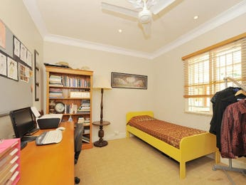 Brown bedroom design idea from a real Australian home - Bedroom photo 1201283