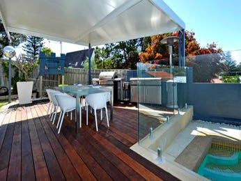 Outdoor living design with bbq area from a real Australian home - Outdoor Living photo 1430625