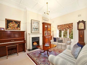 White living room idea from a real Australian home - Living Area photo 310297