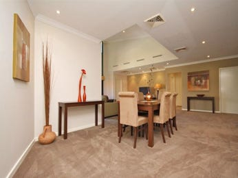 Brown dining room idea from a real Australian home - Dining Room photo 747111