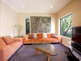 Black living room idea from a real Australian home - Living Area photo 674840