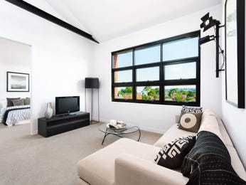 Black living room idea from a real Australian home - Living Area photo 7427637