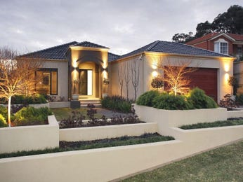 Photo of a concrete house exterior from real Australian home - House Facade photo 1555965