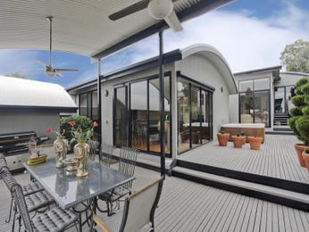 Outdoor living design with bbq area from a real Australian home - Outdoor Living photo 773186