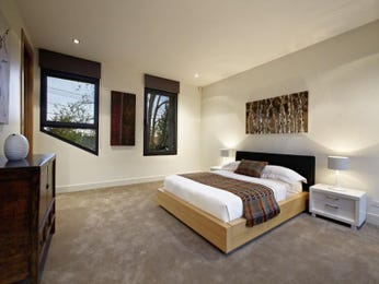 Black bedroom design idea from a real Australian home - Bedroom photo 617035