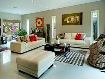 Beige living room idea from a real Australian home - Living Area photo 590999