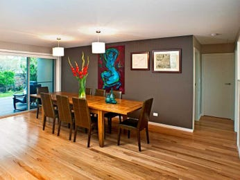 Brown dining room idea from a real Australian home - Dining Room photo 1028091