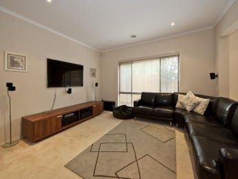 Black living room idea from a real Australian home - Living Area photo 1312322