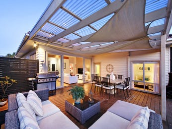 Outdoor living design with bbq area from a real Australian home - Outdoor Living photo 8948797