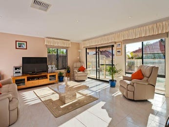 Beige living room idea from a real Australian home - Living Area photo 538112