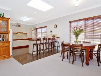 Silver dining room idea from a real Australian home - Dining Room photo 486285