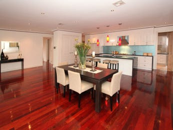 Brown dining room idea from a real Australian home - Dining Room photo 849645
