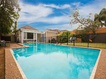 Photo of a swim spa pool from a real Australian home - Pool photo 351797