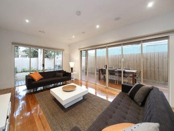 Brown living room idea from a real Australian home - Living Area photo 612967