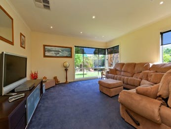 Blue living room idea from a real Australian home - Living Area photo 908430