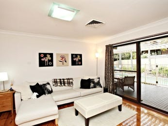 White living room idea from a real Australian home - Living Area photo 1021174