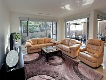 Gold living room idea from a real Australian home - Living Area photo 1291362