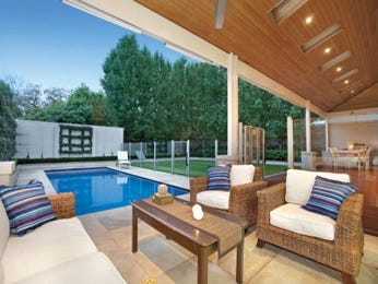 Outdoor living design with deck from a real Australian home - Outdoor Living photo 1329783