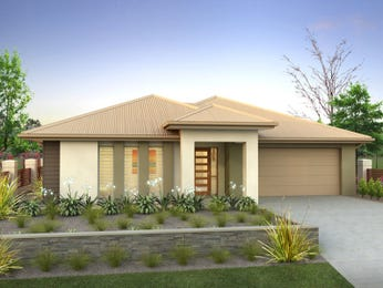 Photo of a concrete house exterior from real Australian home - House Facade photo 1538483