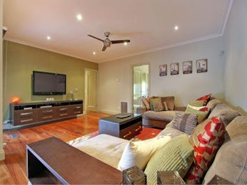 Beige living room idea from a real Australian home - Living Area photo 1377124
