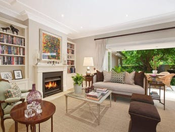 Beige living room idea from a real Australian home - Living Area photo 991923
