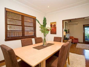 Brown dining room idea from a real Australian home - Dining Room photo 491410