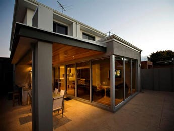 Photo of a concrete house exterior from real Australian home - House Facade photo 455860