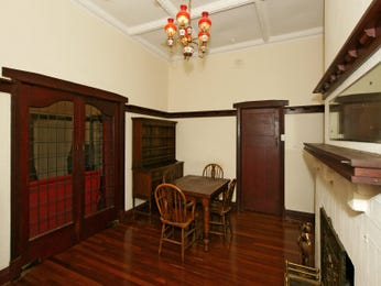 Red dining room idea from a real Australian home - Dining Room photo 680636
