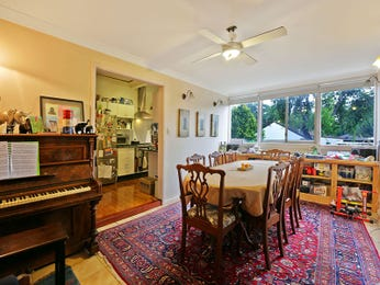 Purple dining room idea from a real Australian home - Dining Room photo 7630313