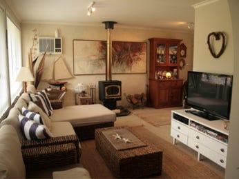 Beige living room idea from a real Australian home - Living Area photo 665419