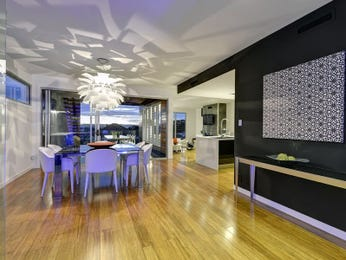 Purple dining room idea from a real Australian home - Dining Room photo 1730609
