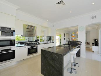 Modern island kitchen design using granite - Kitchen Photo 314446