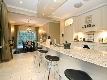 Classic kitchen-dining kitchen design using granite - Kitchen Photo 698126