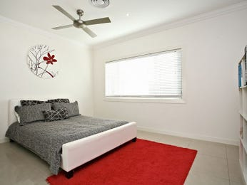 Black bedroom design idea from a real Australian home - Bedroom photo 1382614