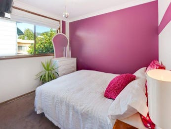 Pink bedroom design idea from a real Australian home - Bedroom photo 1497059