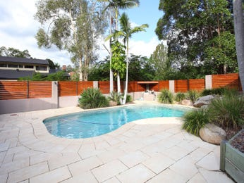 Photo of a landscaped pool from a real Australian home - Pool photo 863462