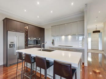 Floorboards in a kitchen design from an Australian home - Kitchen Photo 15891693