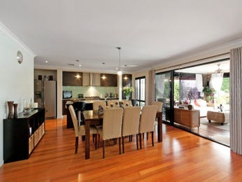 Beige dining room idea from a real Australian home - Dining Room photo 1269000