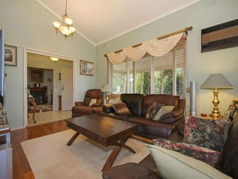 Brown living room idea from a real Australian home - Living Area photo 605303