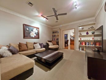 Beige living room idea from a real Australian home - Living Area photo 990527