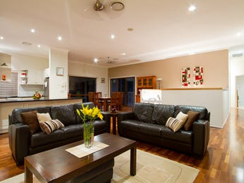 Beige living room idea from a real Australian home - Living Area photo 483552