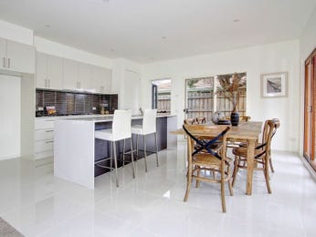 White dining room idea from a real Australian home - Dining Room photo 1595189