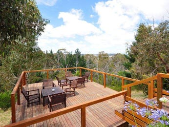 Outdoor living design with deck from a real Australian home - Outdoor Living photo 951735