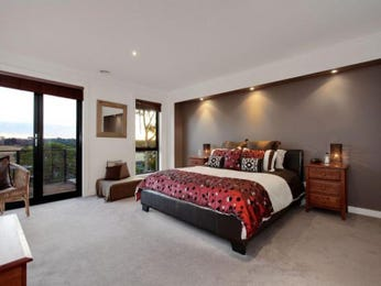Grey bedroom design idea from a real Australian home - Bedroom photo 7619881