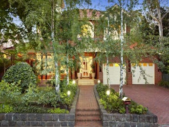 Photo of a brick house exterior from real Australian home - House Facade photo 855355